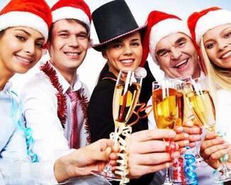 Новый год в «Мясной лавке»