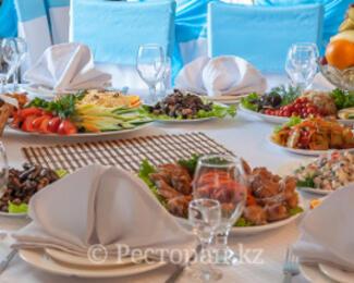 Свободные даты для банкета в ресторане «Халиф»