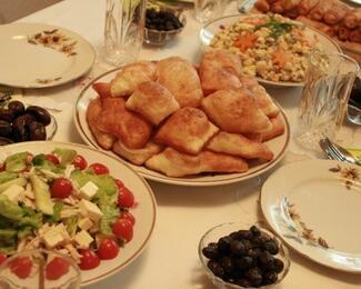 Ресторан «Sahil» поздравляет всех со Священным праздником Рамадан!