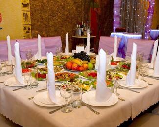 24 декабря - свободная дата в банкетном ресторане «Каир»!
