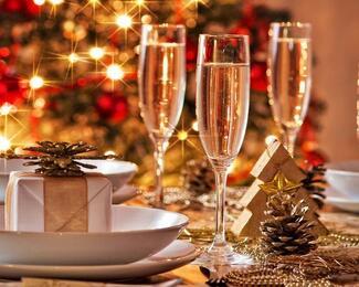 Проведите незабываемую новогоднюю ночь в банкетном зале «Арыстан»