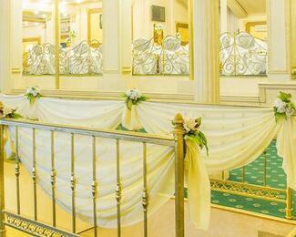 Собирайте своих гостей в банкетном комплексе «Шам-Сия»!