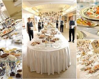 Проведение свадебного банкета в «Алма Ата Hall»