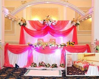 О свадьбах в зале торжеств «Шам-Сия»