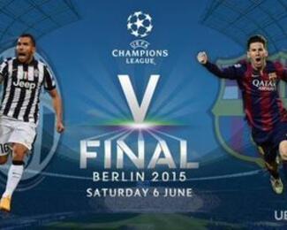 Финал Лиги Чемпионов  2015 в Креветке