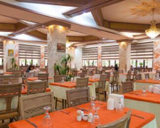 Рамазан в ресторане Sancak