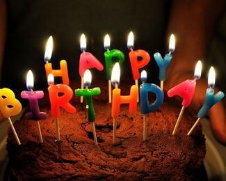 Отмечайте день рождения в кафейне «Мадлен»!