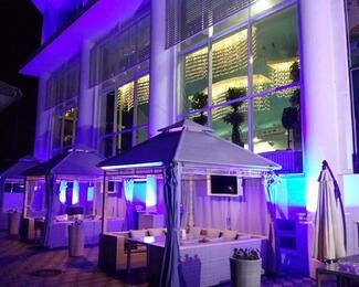 Открытие Lounge-zone в Old Trafford