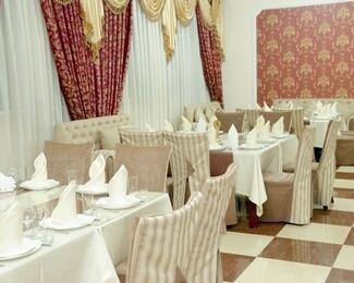 Приглашаем провести мероприятия в ресторане «Sahil»