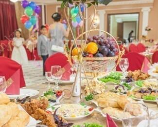 Проведите свой праздник в банкетном зале «Бакыт»!