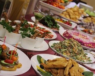 Бизнес-ланчи в ресторане Rass-Al