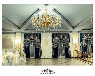 Банкетный зал «Император»: мы открылись и рады вас видеть!