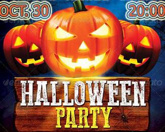 Отметьте Хэллоуин в «Адмирале»! Будет страшно весело!