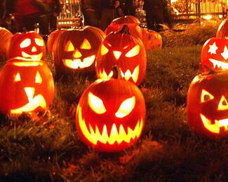 The Garden – проведи Halloween вместе с нами!