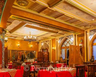 Ресторан «Алаша» проводит корпоративные праздники!