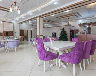 В ресторане «Думан» открылись VIP-залы