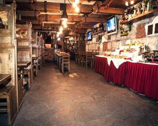 Акция на бизнес-ланч в ресторане «Пивоварофф» по ул. Бейбитшилик