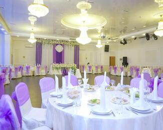 Банкеты, свадьбы, юбилеи в ресторане «Астана-Плаза»