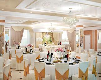 Открытие обновленных залов в ресторане «Халиф»