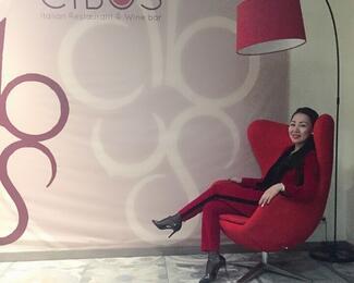 Айдана Куйшенова, Cibus: «Моя профессия самая лучшая!»
