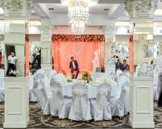 Подарки при проведении банкетов от Kobyz Palace и Soprano Restaurant & Banquet Hall!