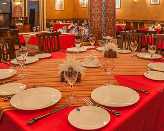 Еще больше новинок! Блюда на хоспере и акустический проект в ресторане «Алаша»