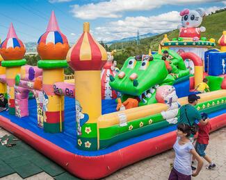 Отдых для детей и взрослых в «Талгарской Фореле»