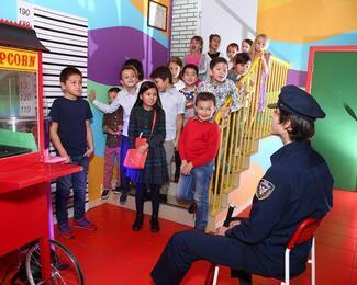 Новый формат детских праздников в Tito Avantgarde