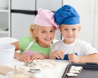Детские кулинарные мастер-классы в ресторане Kusha!