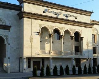 Открытие ресторана «Достар Сарайы»