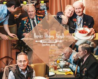 Творим добро вместе с рестораном «Ларисс Иванну Хачу»