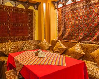 Восточные приключения в ресторане «Алаша»!