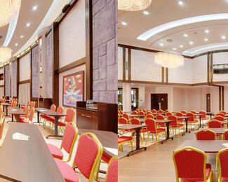 Конференц-зал «Мирас» — идеальное место для деловых мероприятий