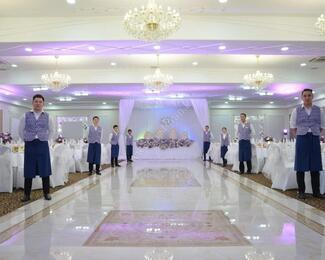 «Достар Сарайы» — банкетный зал для безупречного праздника
