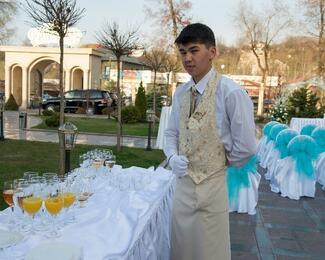 Ресторан Padishah проводит Ауызашар