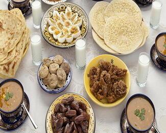 Приглашаем на Ауызашар в ресторан «Парасат»!
