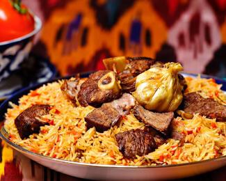 Ресторан Hayat Lyazzati дарит «Ачучук» в подарок к плову