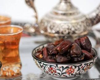 Рамадан в ресторане «Жалын»