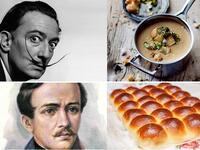 Гениальное меню: любимые блюда великих людей