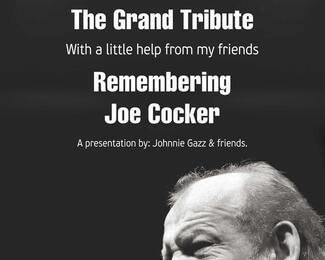 Вечер памяти великого музыканта Джо Кокера в Hard Rock Cafe