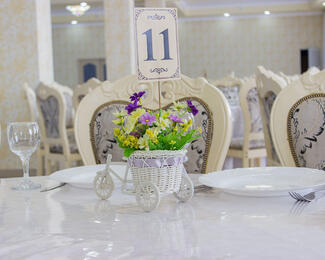 «Жансая»: место для вашего праздника!