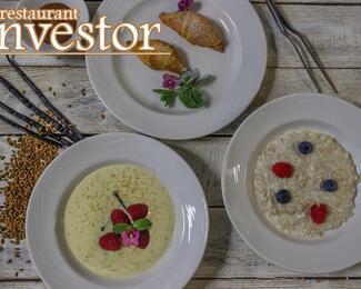 Новое меню на завтрак от Investor