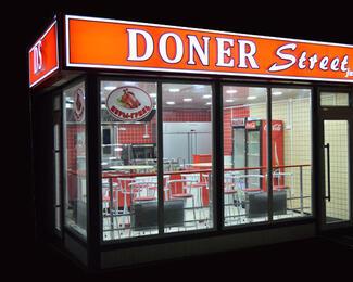 Doner Street: кафе и доставка нового формата!