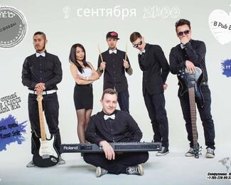 Группа «ОксфордЫ» в PubEda