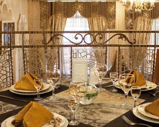 Кафе «Аль Хаят»: красиво, уютно и вкусно!