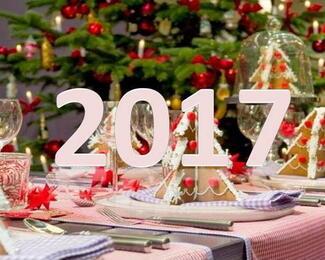 Новогоднее предложение в ресторане отеля San Marino