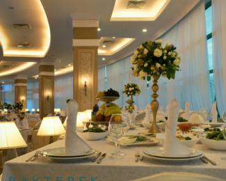 Свадьба, Юбилей, День Рождения и мероприятия в Банкетном зале «Байтерек»!