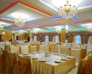 Новогодние вечера в Antalya Restaurant