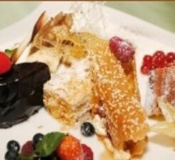Палитра десертов