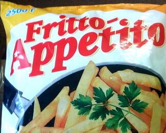 Картофель фри Fritto-Appetito от ИП «Шумский»